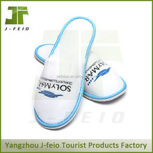 Cheap personalized hotel slippers
