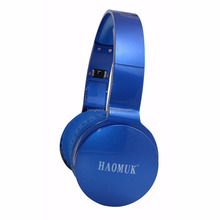 Custom multi-functional wireless bluetooth headphones 4.2 for laptop/tv/cellphone