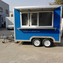 China factory sell fiberglass truck food/frozen food truck/snack food truck