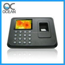 GSM/sim card portable fingerprint time attendance price Employee Attendance Machine/gprs Biometric Terminal