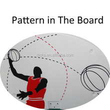 Steel Basketball Hoop Backboard For Kids