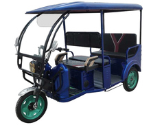auto passenger three wheels motorcycle battery operated rickshaw for sale