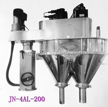 Multi Heads Powder Filling Machine ,Multi Heads Filling Head,Multi Heads Auger Filler JN-4AL-200