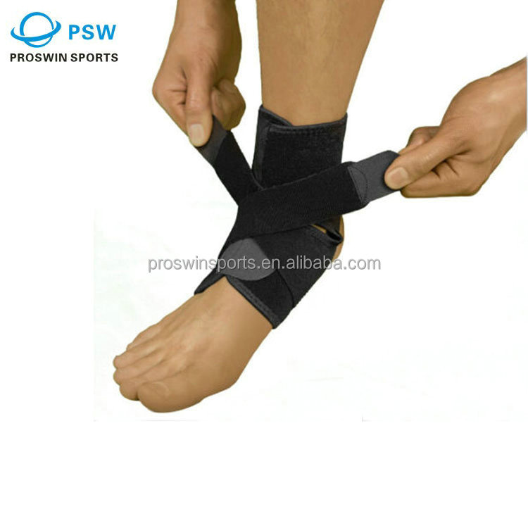 Neoprene adjustable ankle support