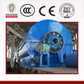 JINZHEN Waste Recycling Oil Pyrolysis Tyre plant with long time warranty