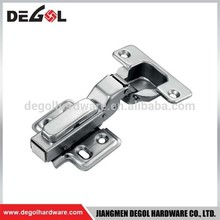adjustable locking wardrobe hinge