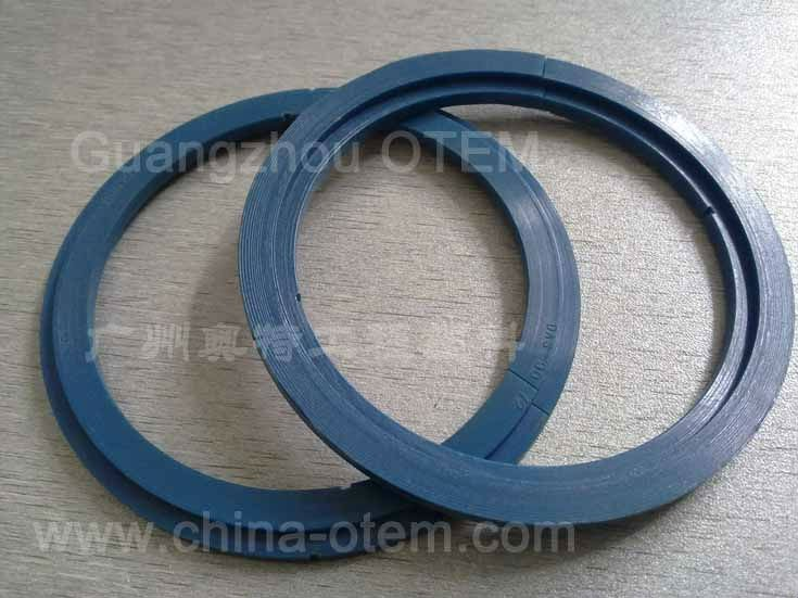 high mechanical strength nylon split ring