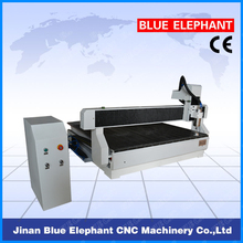 ELE 1212 china wood cnc router machine desktop on metal with ball screw