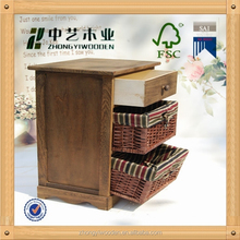 Fashionable manufacturers wood cabinet pine wooden furniture
