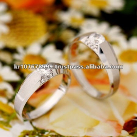 925 silver wedding ring