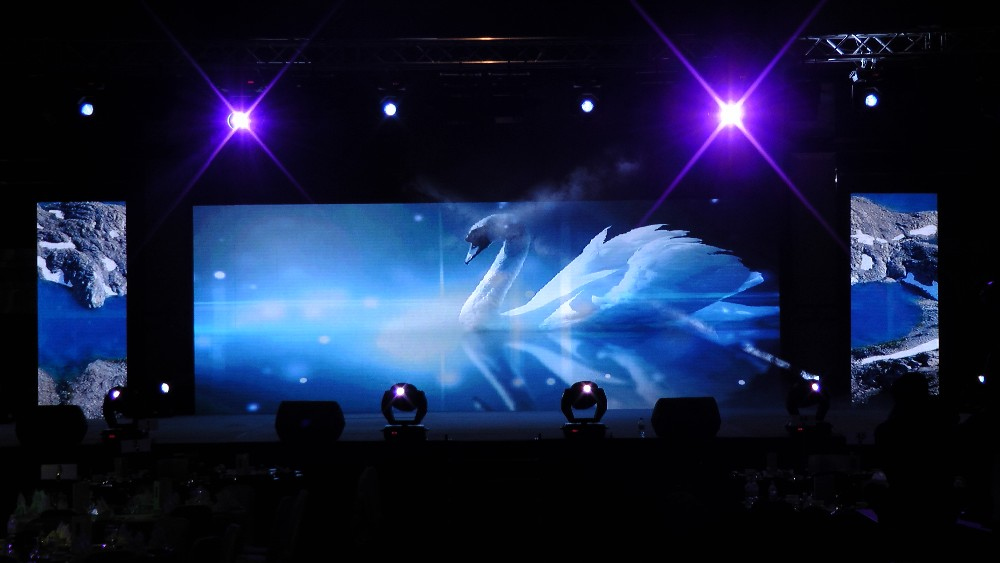 High Quality P5.95 Outdoor Full Color LED Video Wall Display Screen