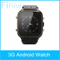 Wholesale Factory Android 4.4 1G Ram 8G Rom MTK6572 Watch Phone wifi gps