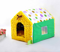 fold state simple and light dog house