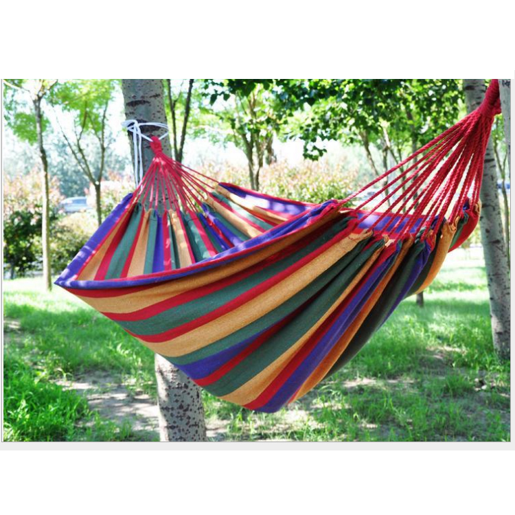 2017 New design colorful hot sale camping hammock tent