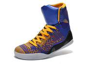 2014 leather basketball shoes new high-end fashion brand basketball shoes men's shoes sneakers