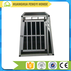 China Cheap Aluminum Dog Cage