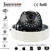 Factory wholesale direct sale 4 megapixel dome cover 180 degree viewing angle cctv camera