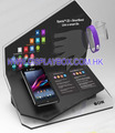 Cell Phone Display , Electronics Acrylic Rack, Window display, Best mobile phone display rack, Cell Phone table top Display