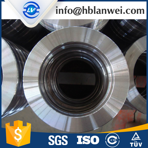 Class 1500 blind forged flange