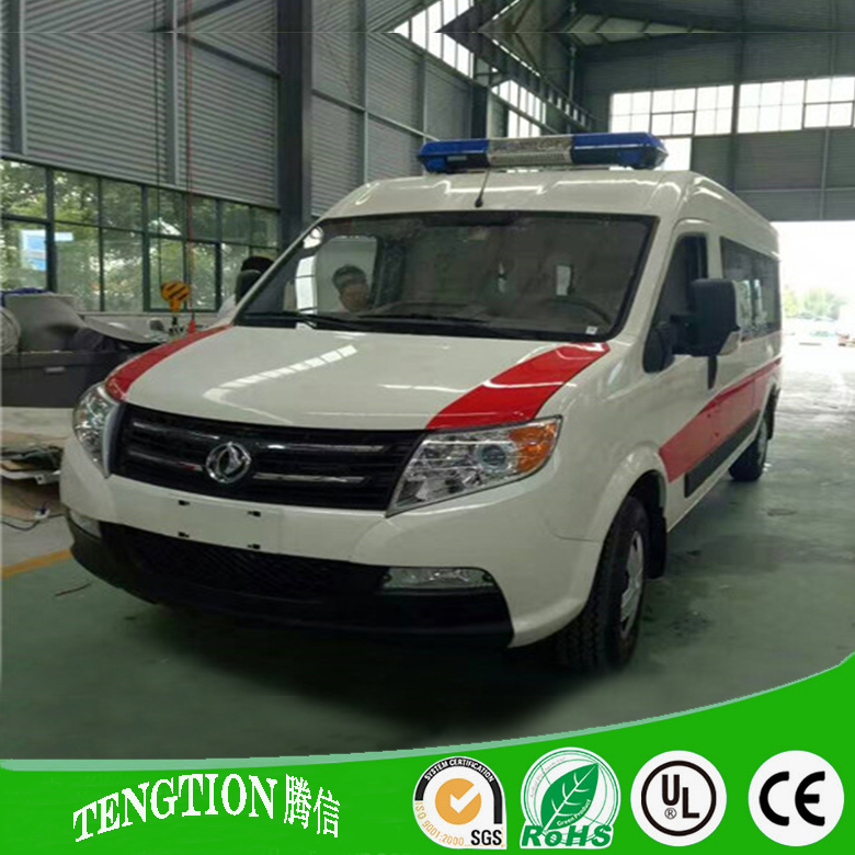 Diesel Fuel Type and Yes Medical Equipment ambulance vehicle