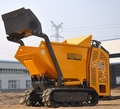 alibaba express golden supplier self-dumping steel hopper dumper