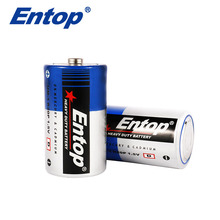 High Power Wholesale 1.5V D R20 Size Cell Battery