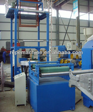 bopp plastic film making production line/film blowing machine