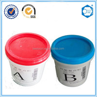 2 components epoxy industrial glue