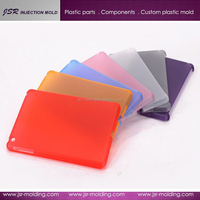 China supplier for ipad mini case, clear pc cover for ipad minin; China customized moulds/ case for tablets or phones