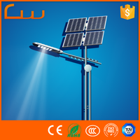 90 watt solar panel mono china lamp 50w led street light