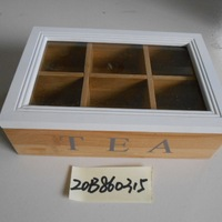 Factory Supply High Quality Wooden Tea