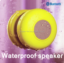 Cheap 2016 wholesale waterproof bluetooth wireless sucker speaker made in China