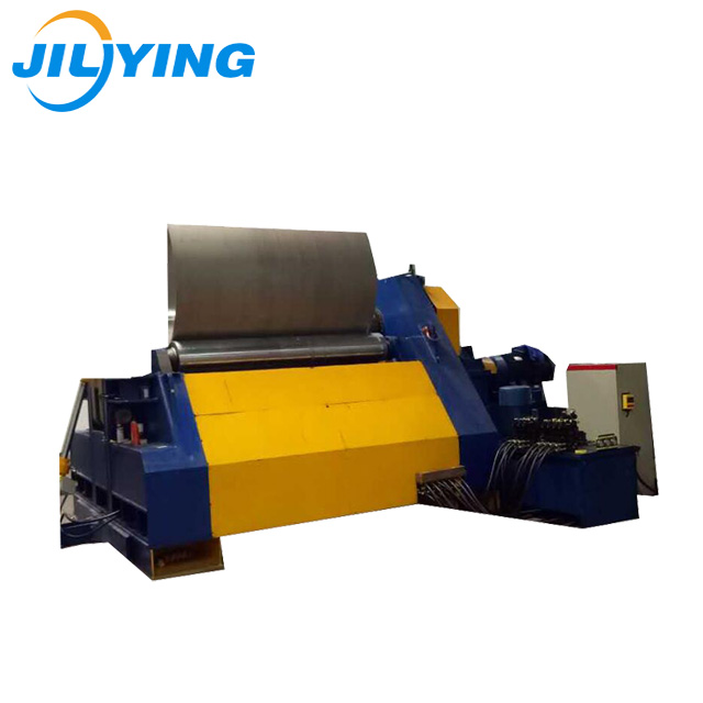 supply plate rolling machine 4 <strong>rollers</strong> cnc w12-30*3000 plate rolling machine hydraulic plate bending machine