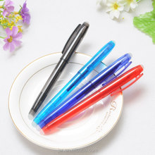 Low carbon friction erasable eco pens from factory