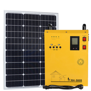 GEBOSUN High power 500w 1000w 1500w 2000w commercial home solar generator