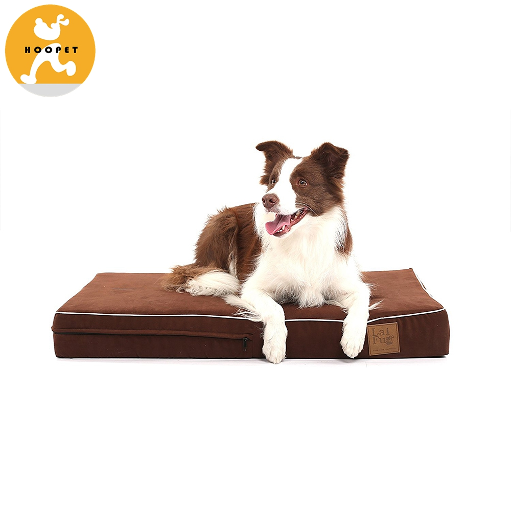 Foldable Pet Bed Memory Foam Dog Bed Insert Dog Products