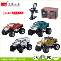 Battery powered best electric rc car 4wd rc buggy