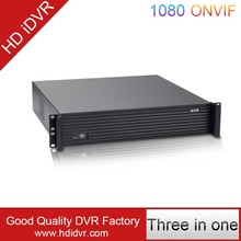 China Top Quality 3 In 1 Network Viewer 16CH H 264 DVR