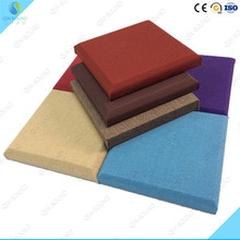 The Best Soundproof Material Glass Wool Fabric Acoustic Panel