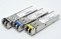 china manufacturer lc interface 1270nm to1610nm, 120km 1.25g SFP CWDM APD transceiver