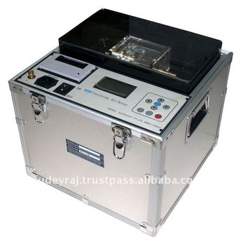 Automatic Dielectric Strength Testing Equipment For Insulating Oil