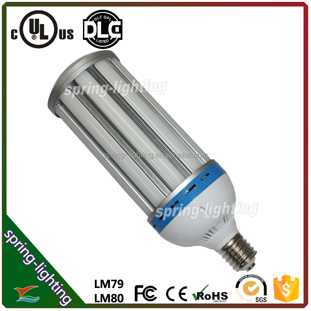 UL CUL listed 100W LED CORN LIGHT LAMP E40 BASE 5000K replacement for 400w HPS and MH lamps
