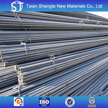 2015 Top sales of high quality reinforced steel bar ribbed/Deformed Steel Bar/Ribbed iron rod