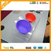 2014 newest standard silicone pet travel bowl