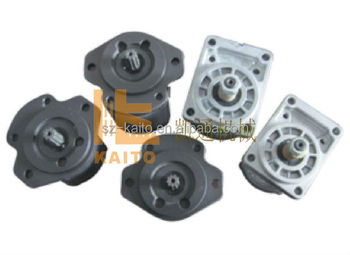 Asphalt Paver Hydraulic Pump And Motor