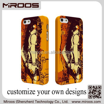 MIROOS new products for apple iphone 5s original western cell phone cases