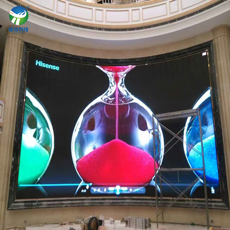 high quality china hd p4 indoor led display screen video and picture
