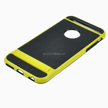 Cheap wholesale price leather case with window shelf bracket case for iphone 5 case