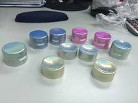 Special colorful different size color screw flip top plastic cap