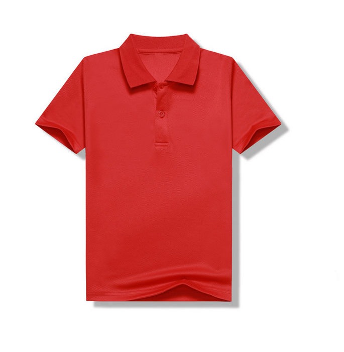 Byval Most comfortable polyester children no label polo shirt